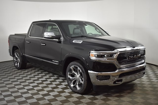 2019 Ram 1500 Crew Cab 4x4,  Pickup #M19665 - photo 7