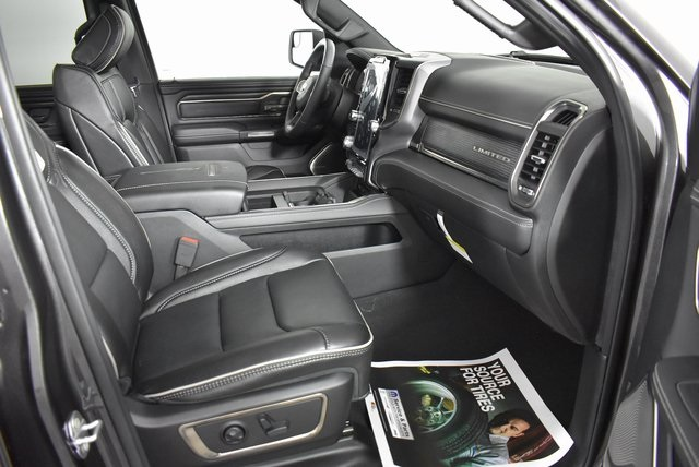2019 Ram 1500 Crew Cab 4x4,  Pickup #M19667 - photo 37