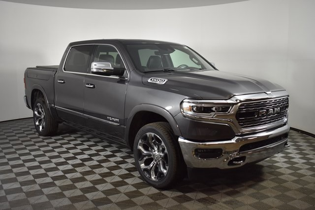 2019 Ram 1500 Crew Cab 4x4,  Pickup #M19667 - photo 7