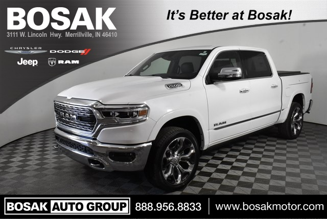 2019 Ram 1500 Crew Cab 4x4,  Pickup #M19680 - photo 1