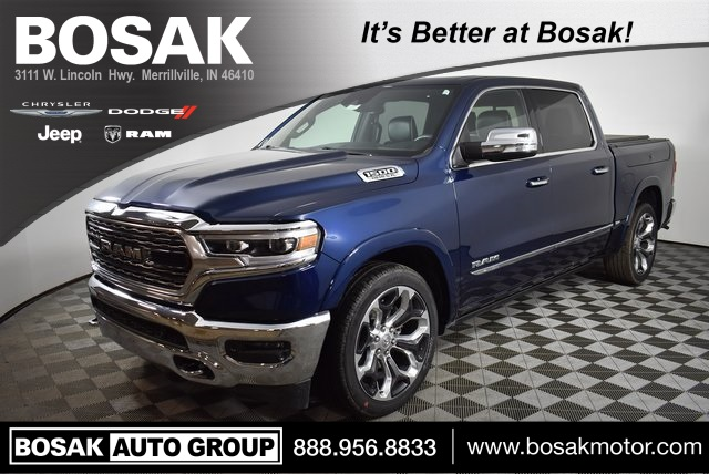 2019 Ram 1500 Crew Cab 4x4,  Pickup #M19682 - photo 1