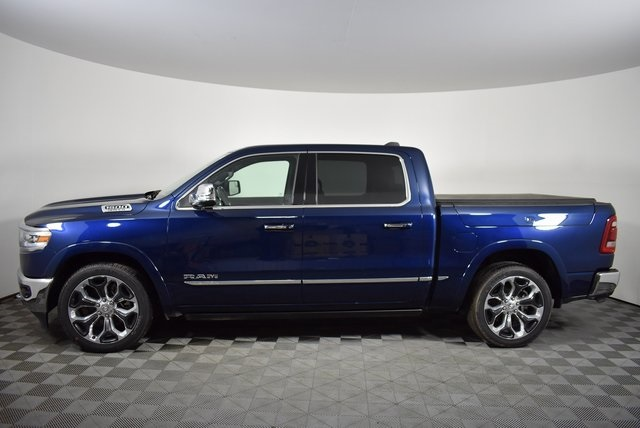 2019 Ram 1500 Crew Cab 4x4,  Pickup #M19682 - photo 3