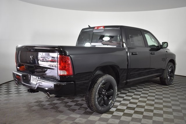 2019 Ram 1500 Crew Cab 4x4,  Pickup #M19757 - photo 5