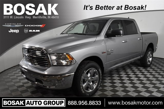 2019 Ram 1500 Crew Cab 4x4, Pickup #M19832 - photo 1