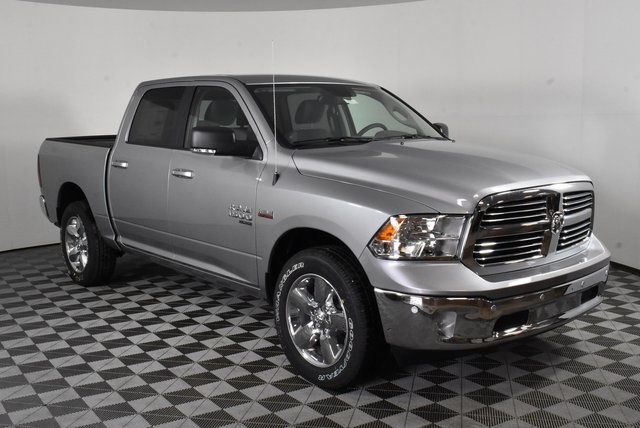 2019 Ram 1500 Crew Cab 4x4, Pickup #M19832 - photo 7