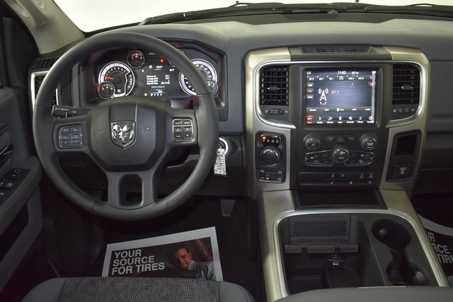 2019 Ram 1500 Crew Cab 4x4,  Pickup #M19910 - photo 13