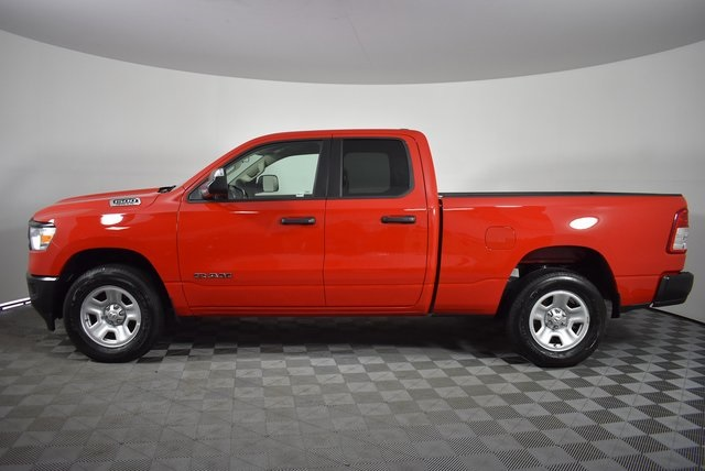 2020 Ram 1500 Quad Cab 4x4,  Pickup #M20022 - photo 3