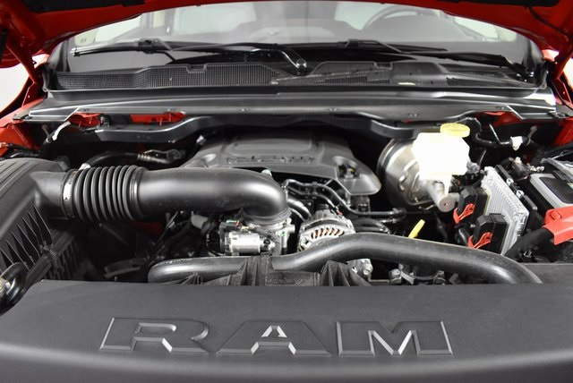 2020 Ram 1500 Quad Cab 4x4,  Pickup #M20022 - photo 36