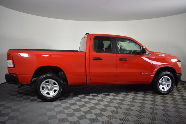 2020 Ram 1500 Quad Cab 4x4,  Pickup #M20022 - photo 6