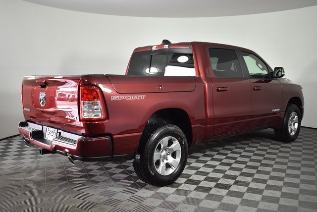 2020 Ram 1500 Crew Cab 4x4,  Pickup #M20055 - photo 5