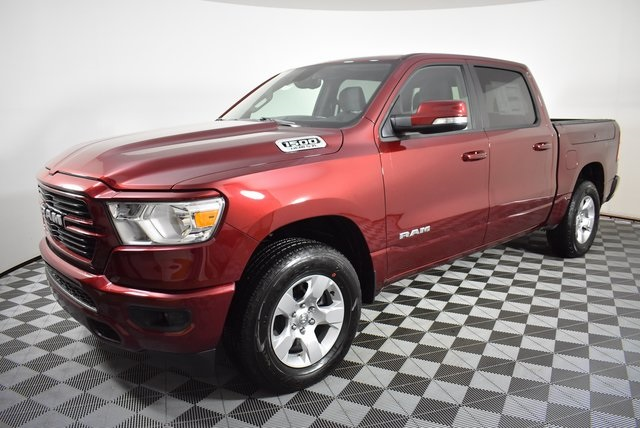 2020 Ram 1500 Crew Cab 4x4,  Pickup #M20055 - photo 8