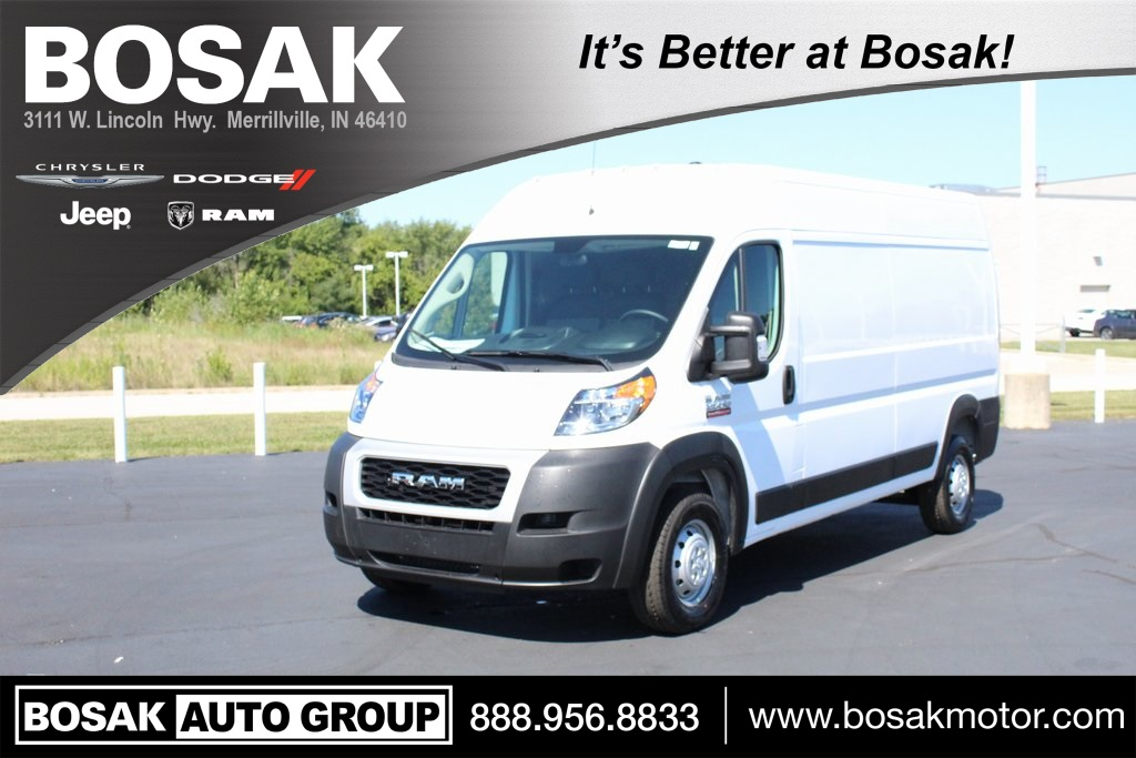 2020 Ram ProMaster 2500 High Roof FWD, Empty Cargo Van #M201000 - photo 1
