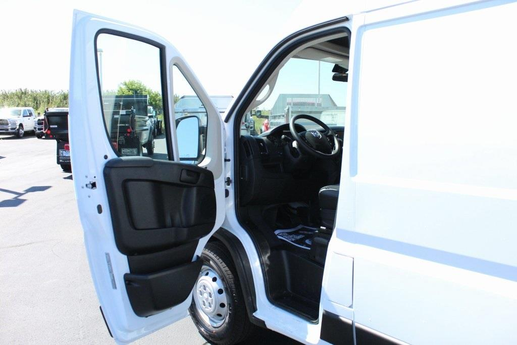 2020 Ram ProMaster 2500 High Roof FWD, Empty Cargo Van #M201000 - photo 11