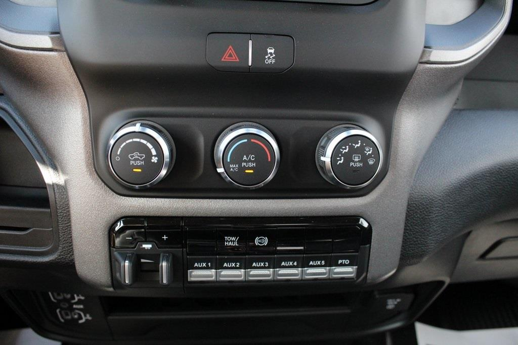 2020 Ram 5500 Regular Cab DRW 4x4, Tafco Landscape Dump #M201008 - photo 26