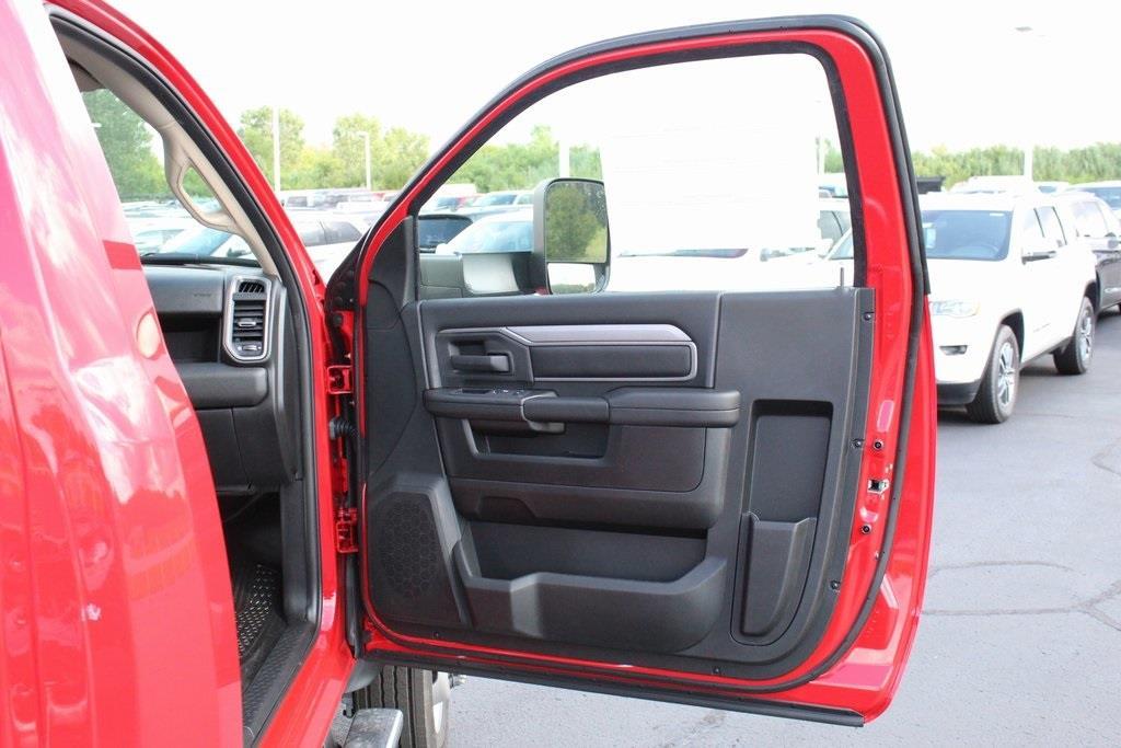 2020 Ram 5500 Regular Cab DRW 4x4, Tafco Landscape Dump #M201008 - photo 30