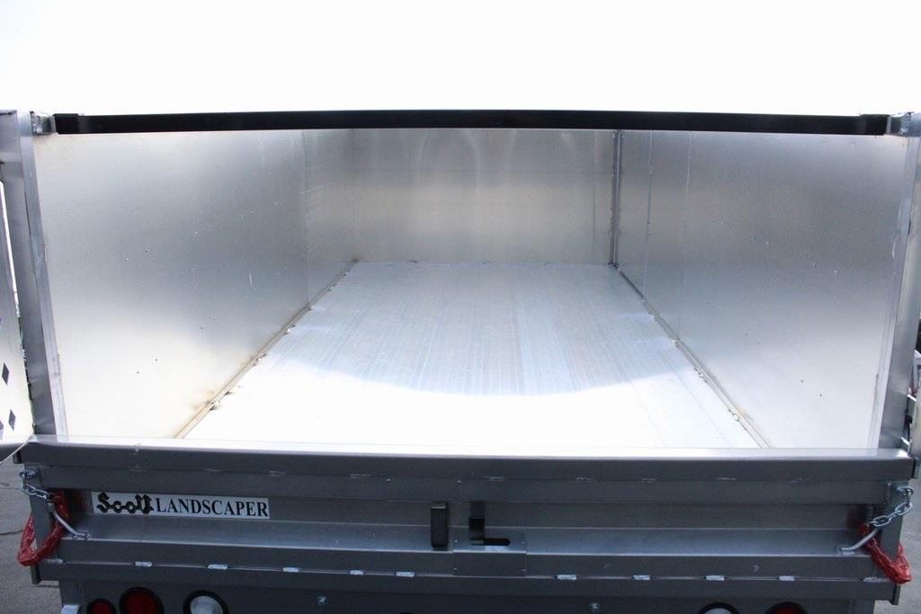 2020 Ram 5500 Regular Cab DRW 4x4, Tafco Landscape Dump #M201008 - photo 8