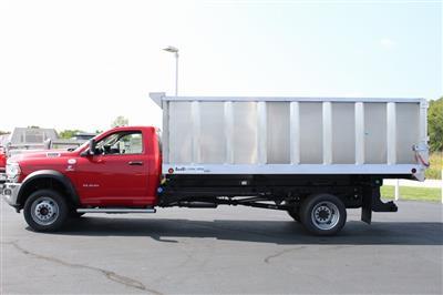 2020 Ram 5500 Regular Cab DRW 4x4, Tafco Landscape Dump #M201008 - photo 5