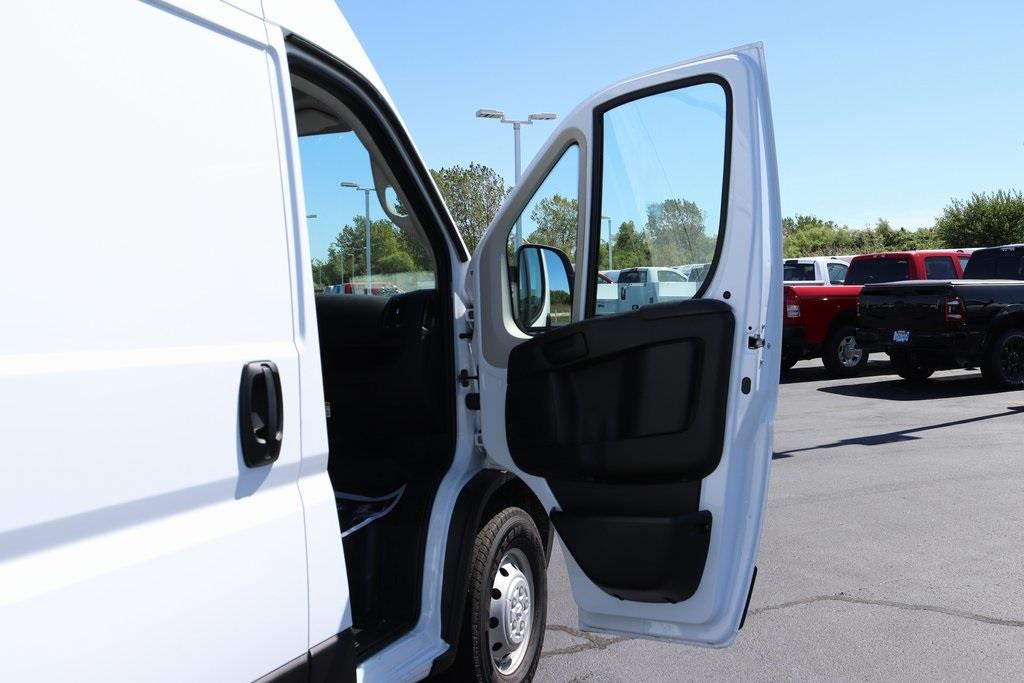 2020 Ram ProMaster 3500 High Roof FWD, Empty Cargo Van #M201029 - photo 28