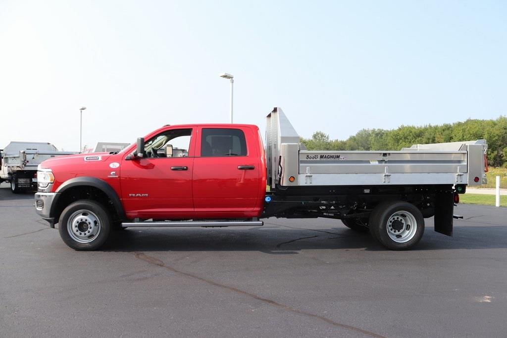 2020 Ram 5500 Crew Cab DRW 4x4, Tafco Dump Body #M201049 - photo 3