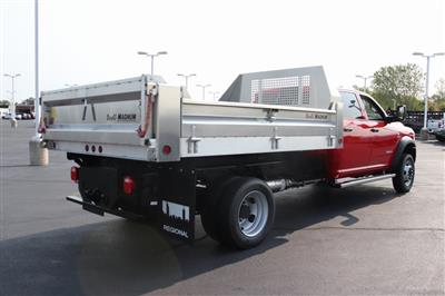 2020 Ram 5500 Crew Cab DRW 4x4, Tafco Dump Body #M201049 - photo 5