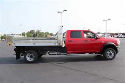 2020 Ram 5500 Crew Cab DRW 4x4, Tafco Dump Body #M201049 - photo 6