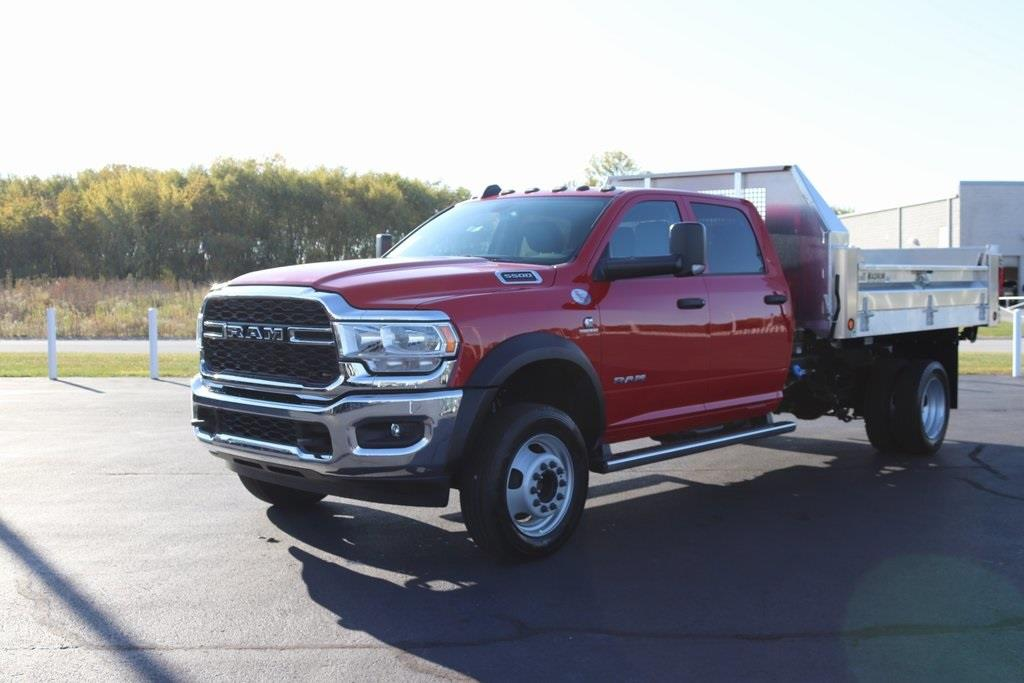 2020 Ram 5500 Crew Cab DRW 4x4, Tafco Dump Body #M201059 - photo 1