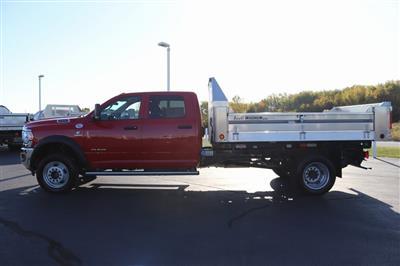 2020 Ram 5500 Crew Cab DRW 4x4, Tafco Dump Body #M201059 - photo 3