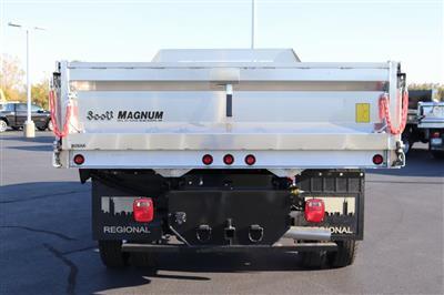 2020 Ram 5500 Crew Cab DRW 4x4, Tafco Dump Body #M201059 - photo 4