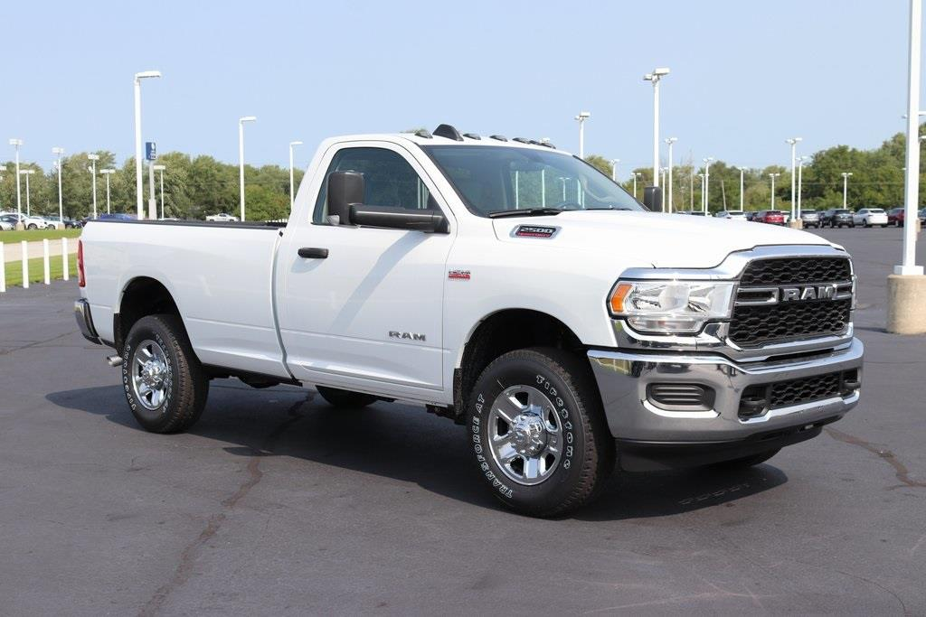 2020 Ram 2500 Regular Cab 4x4, Pickup #M201098 - photo 7