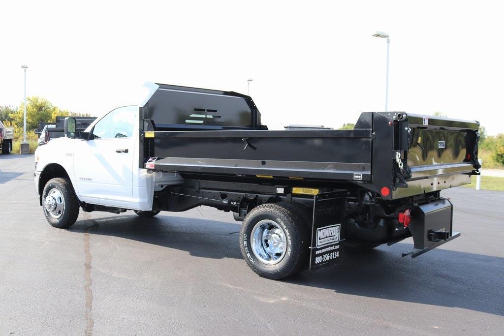 2020 Ram 3500 Regular Cab DRW 4x4, Monroe Dump Body #M201099 - photo 1