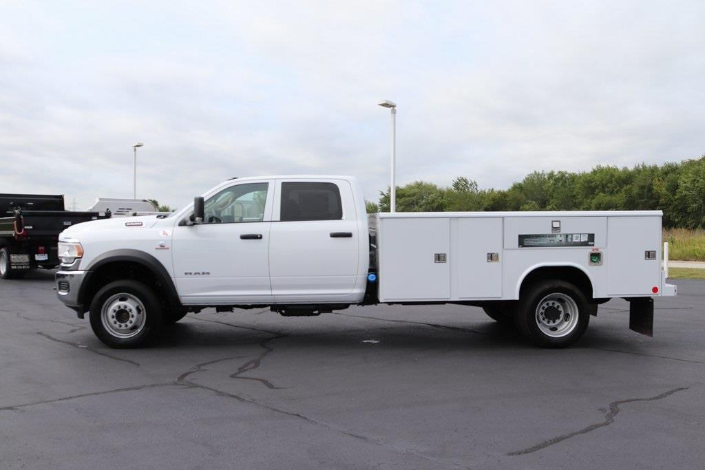2020 Ram 5500 Crew Cab DRW 4x4, Reading Service Body #M201101 - photo 1