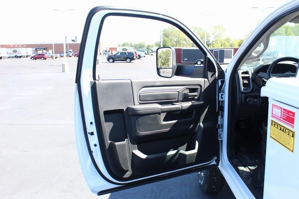 2020 Ram 3500 Regular Cab DRW 4x4, Reading Classic II Steel Service Body #M201114 - photo 11