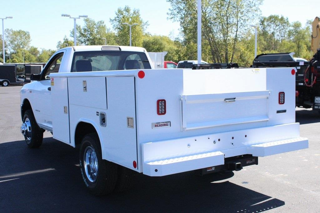 2020 Ram 3500 Regular Cab DRW 4x4, Reading Service Body #M201114 - photo 1