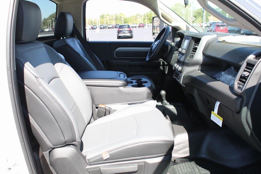 2020 Ram 3500 Regular Cab DRW 4x4, Reading Classic II Steel Service Body #M201114 - photo 33