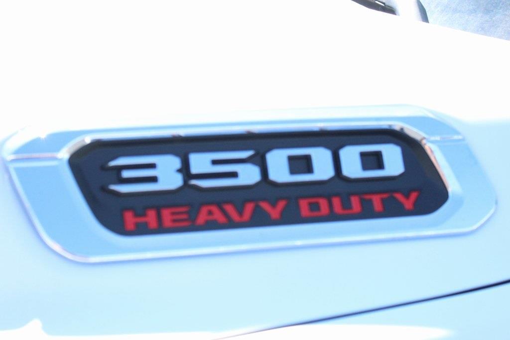 2020 Ram 3500 Regular Cab DRW 4x4, Reading Classic II Steel Service Body #M201114 - photo 35