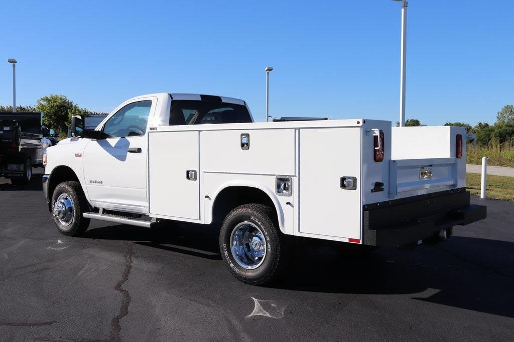 2020 Ram 3500 Regular Cab DRW 4x4, Knapheide Service Body #M201117 - photo 1