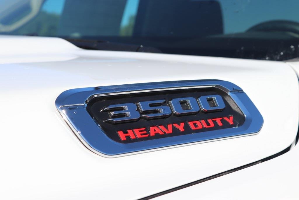 2020 Ram 3500 Regular Cab DRW 4x4, Knapheide Steel Service Body #M201117 - photo 30