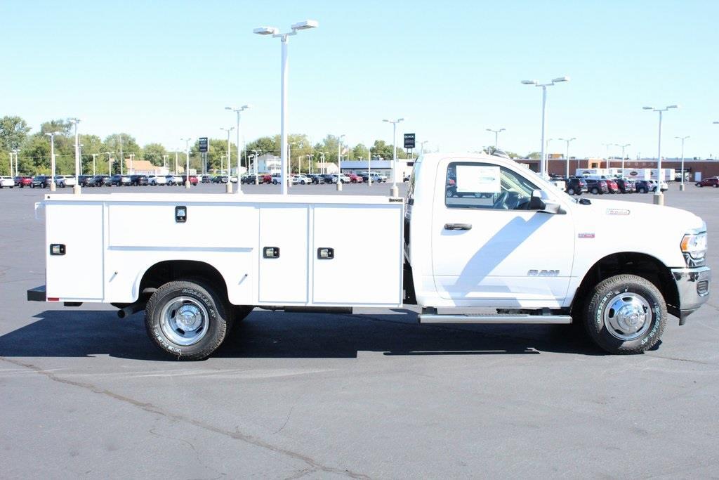 2020 Ram 3500 Regular Cab DRW 4x4, Knapheide Steel Service Body #M201154 - photo 6