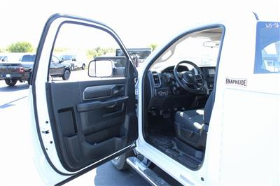 2020 Ram 3500 Regular Cab DRW 4x4, Knapheide Steel Service Body #M201154 - photo 10