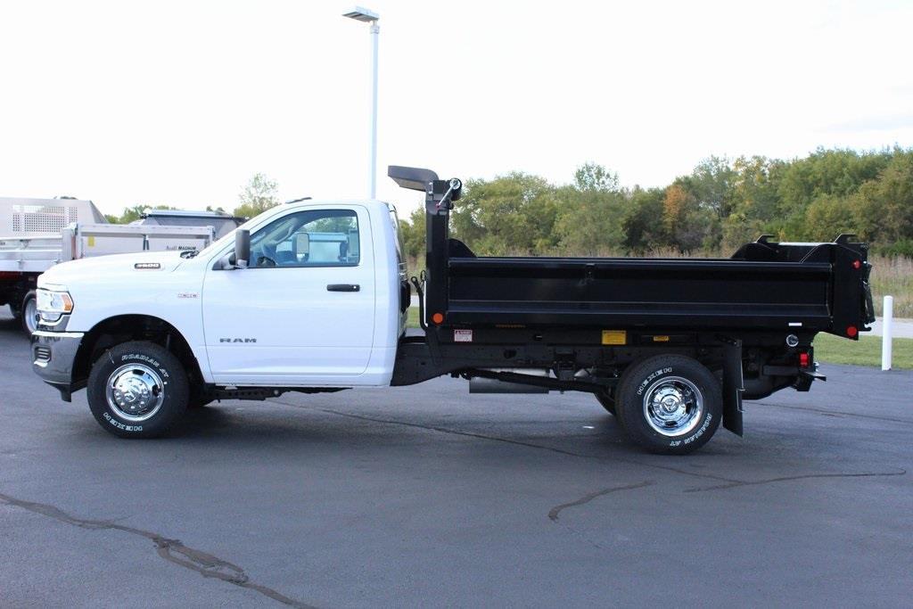 2020 Ram 3500 Regular Cab DRW 4x4, Crysteel E-Tipper Dump Body #M201159 - photo 3