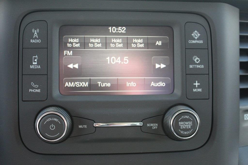 2020 Ram 3500 Regular Cab DRW 4x4, Crysteel E-Tipper Dump Body #M201159 - photo 23