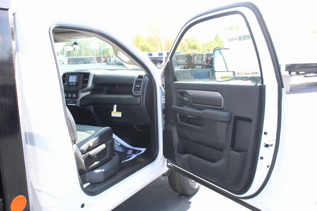 2020 Ram 3500 Regular Cab DRW 4x4, Crysteel E-Tipper Dump Body #M201159 - photo 27