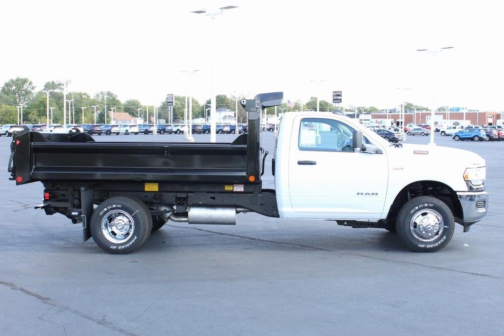 2020 Ram 3500 Regular Cab DRW 4x4, Crysteel E-Tipper Dump Body #M201159 - photo 6