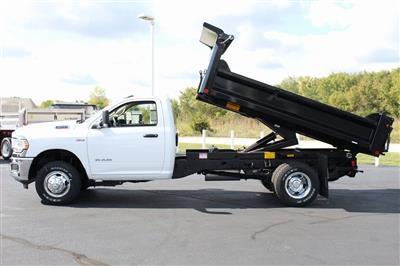 2020 Ram 3500 Regular Cab DRW 4x4, Crysteel E-Tipper Dump Body #M201159 - photo 11