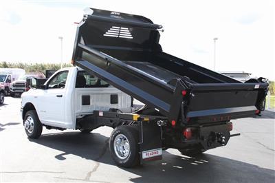 2020 Ram 3500 Regular Cab DRW 4x4, Crysteel E-Tipper Dump Body #M201159 - photo 12