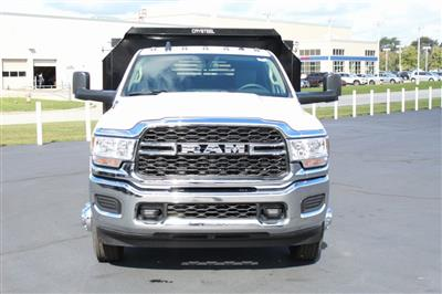 2020 Ram 3500 Regular Cab DRW 4x4, Crysteel E-Tipper Dump Body #M201159 - photo 8