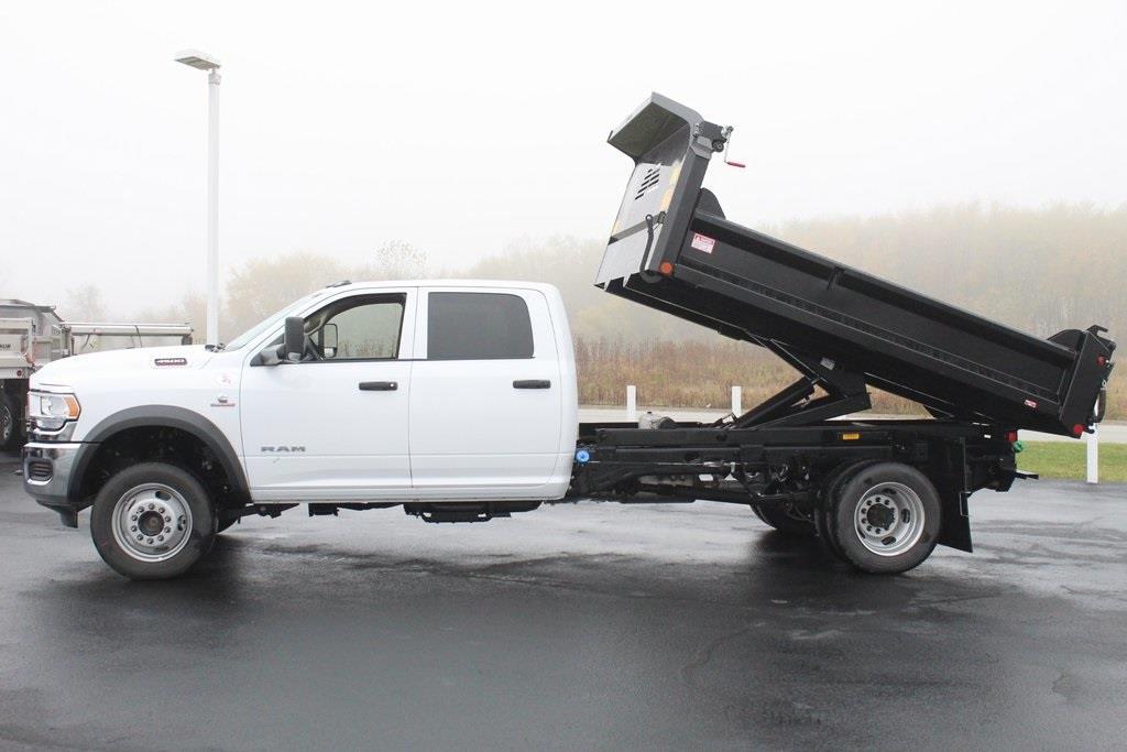 2020 Ram 4500 Crew Cab DRW 4x4, Crysteel E-Tipper Dump Body #M201172 - photo 11