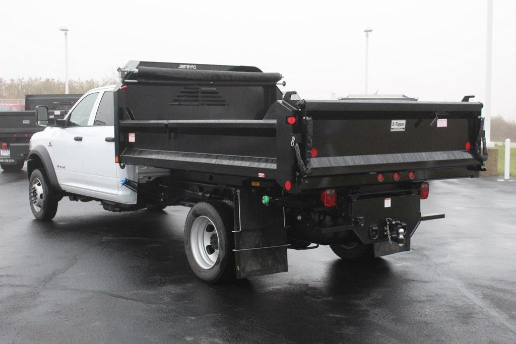 2020 Ram 4500 Crew Cab DRW 4x4, Crysteel Dump Body #M201172 - photo 1