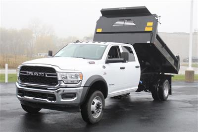 2020 Ram 4500 Crew Cab DRW 4x4, Crysteel E-Tipper Dump Body #M201172 - photo 10
