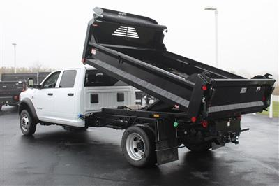 2020 Ram 4500 Crew Cab DRW 4x4, Crysteel E-Tipper Dump Body #M201172 - photo 12